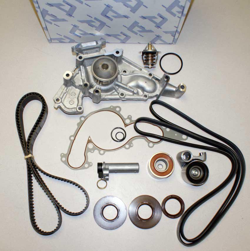 01-09 Toyota 4 Runner Sequoia 4.7 V8 Timing Belt Kit W/new