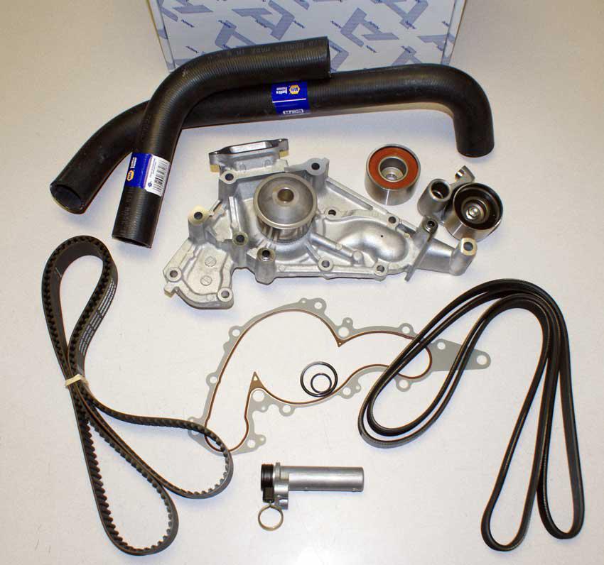 Aisin Fits Toyota Tundra 4 7L V8 Timing Belt Water Pump