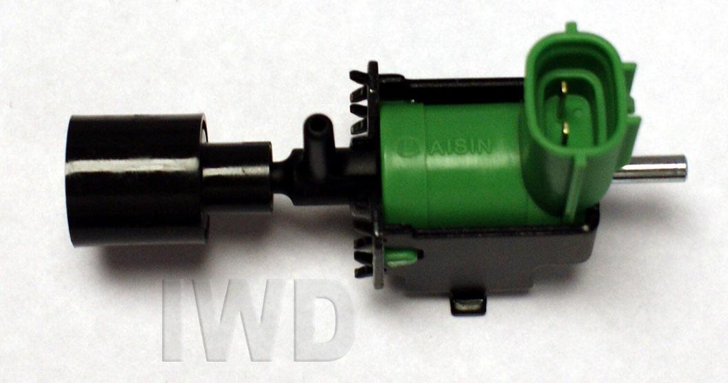 Toyota 4runner Egr Valve Control Solenoid From Standard