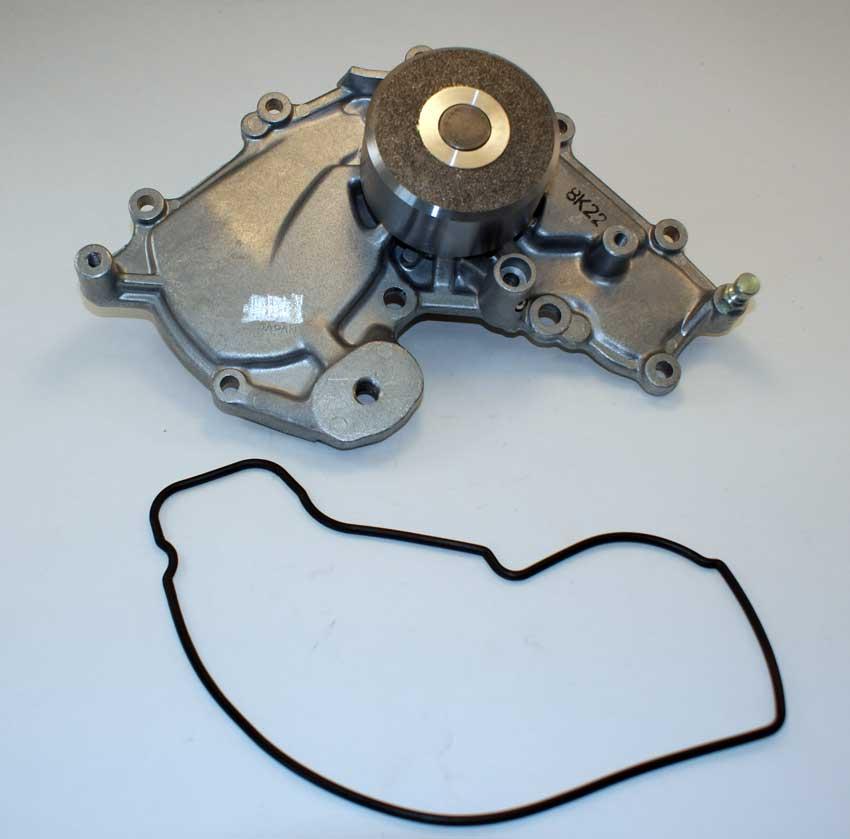 Timing Belt Change Honda Accord: 1995-1997 Honda Accord V6 Timing Belt Water Pump Kit