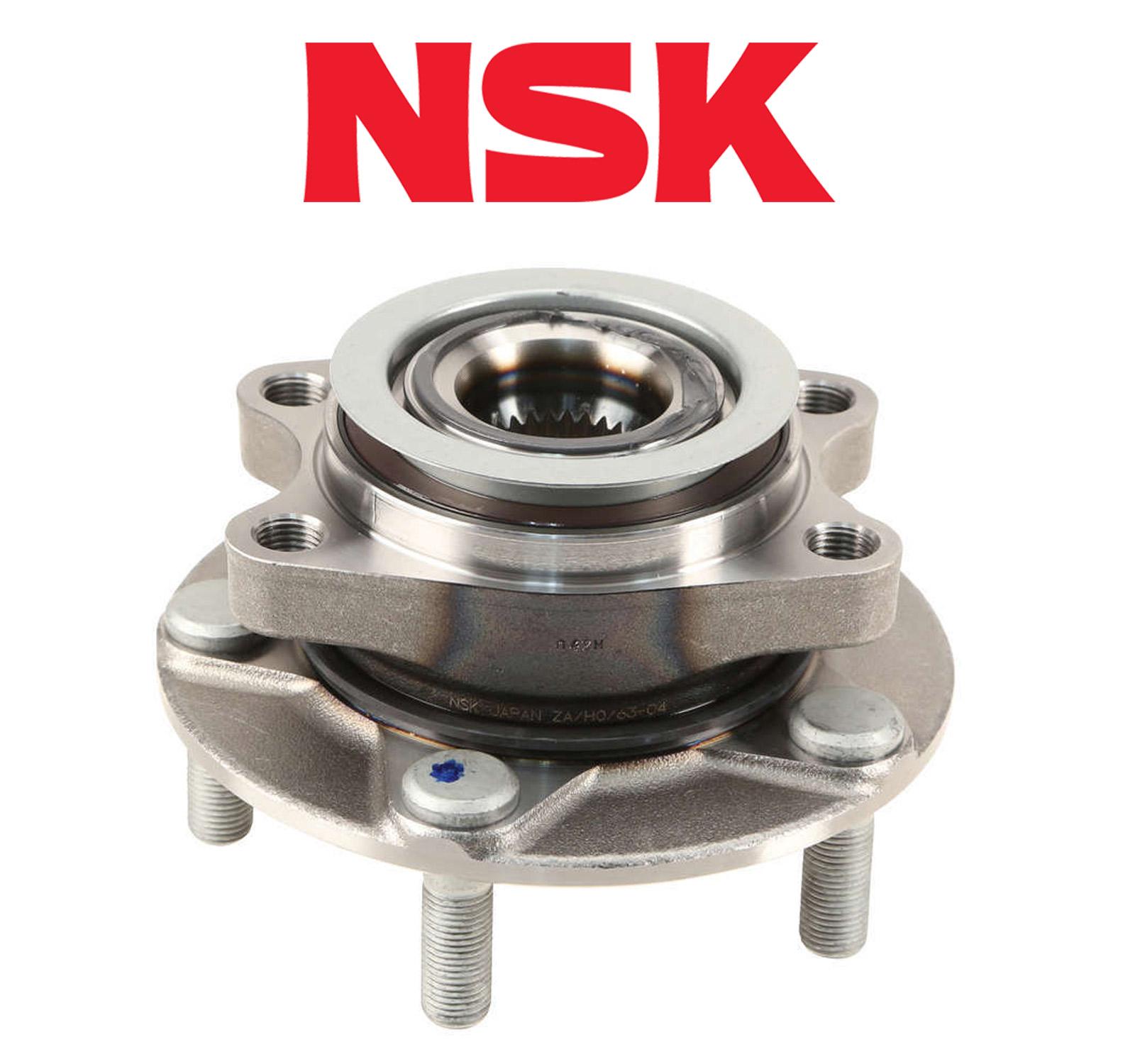 Front Wheel Bearing and Hub Assembly fits 2011 Nissan Juke