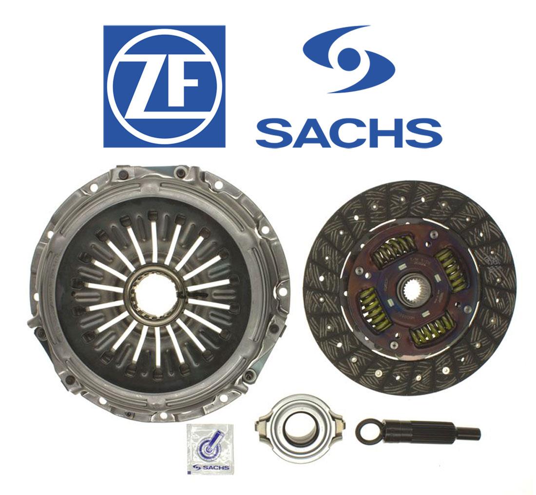 Fits 99-05 Hyundai Sonata Solid Flywheel Conversion SACHS