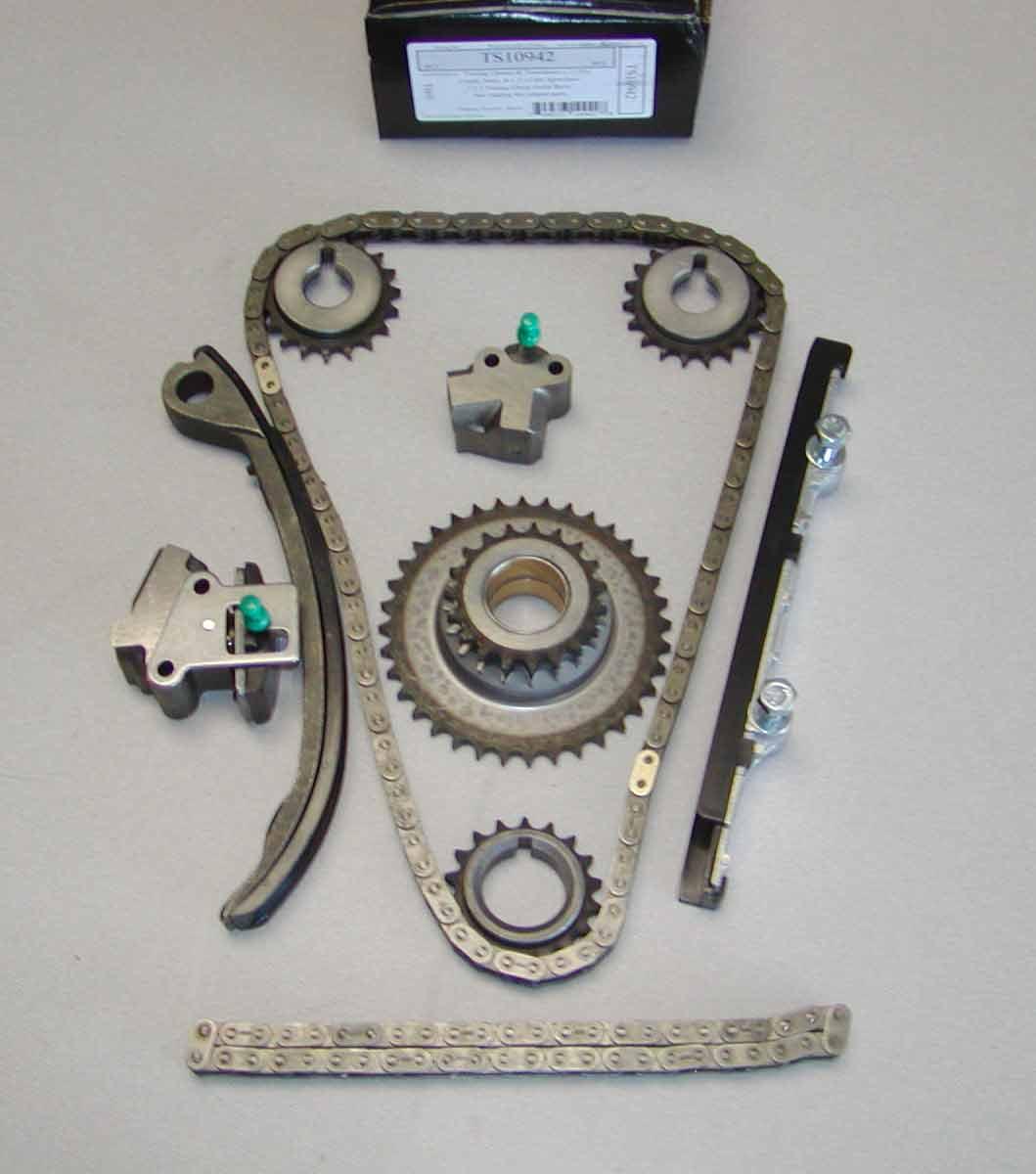 2001 Chevrolet Tracker Camshaft: 1999-2005 Suzuki Vitara Grand 2.5 2.7 V6 Timing Chain Set