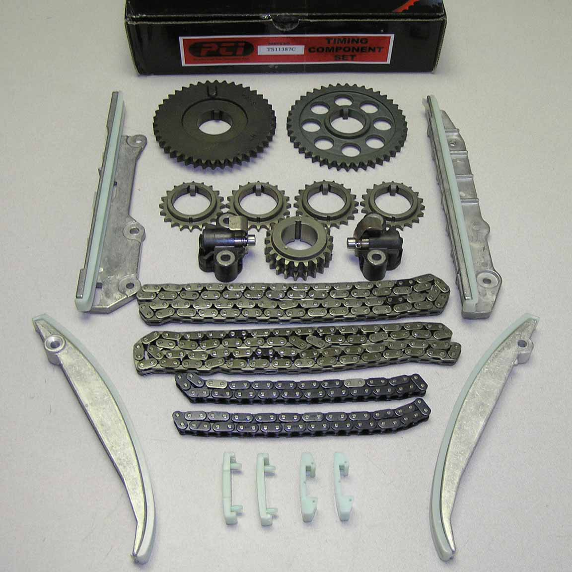 2010 Cadillac Sts Camshaft: [2006 Cadillac Sts Cam Timing Chain Install]