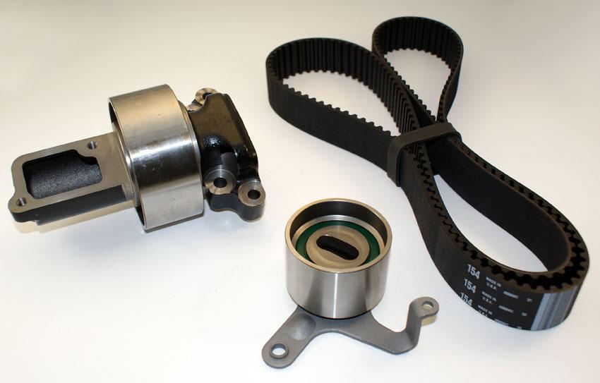 1988 1992 Toyota Pickup 4 Runner 3 0 V6 Timing Belt Kit | eBay