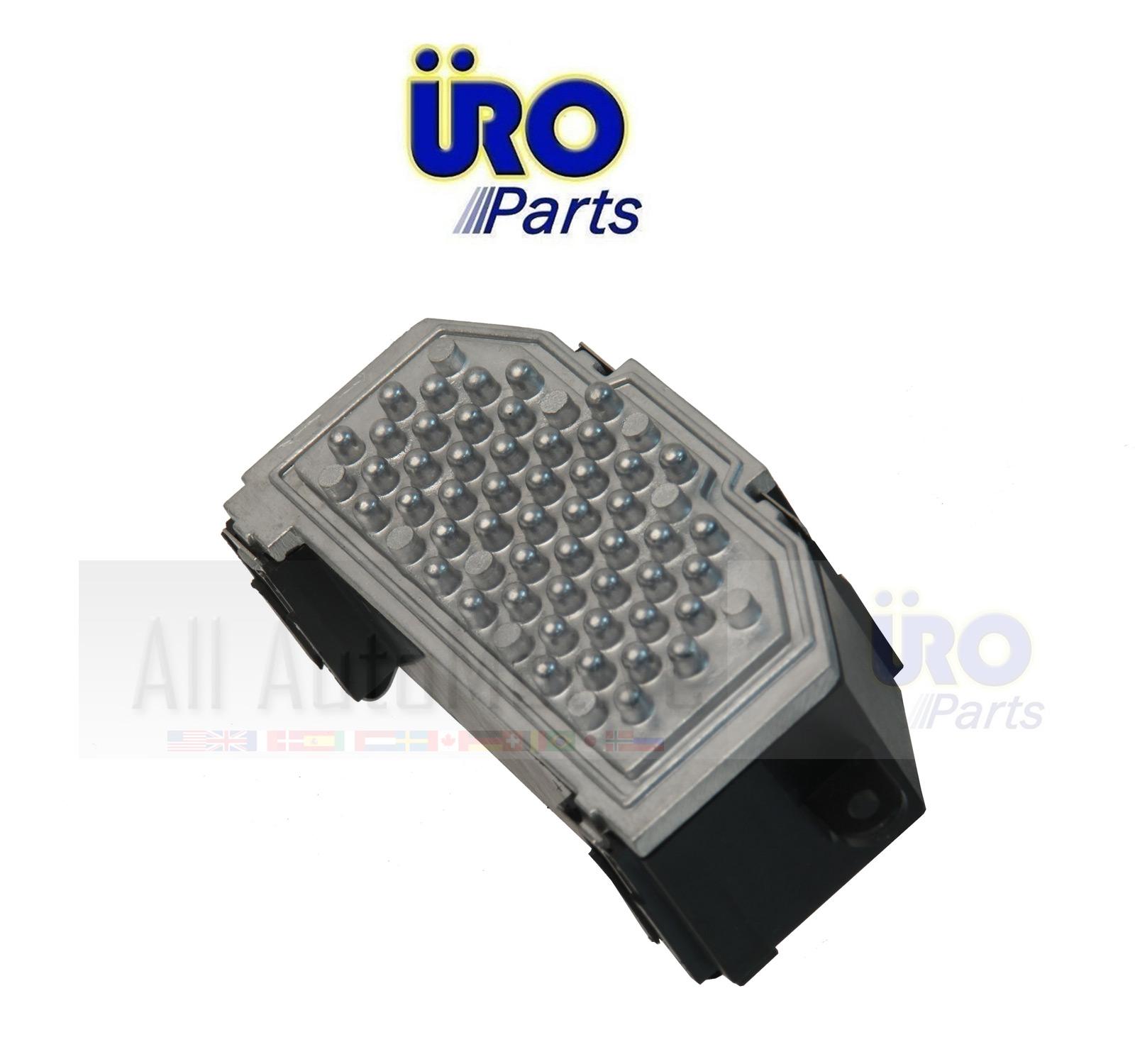For Audi A4 A5 Quattro RS5 S4 S5 Blower Motor Resistor OEM 8K0-820-521 B