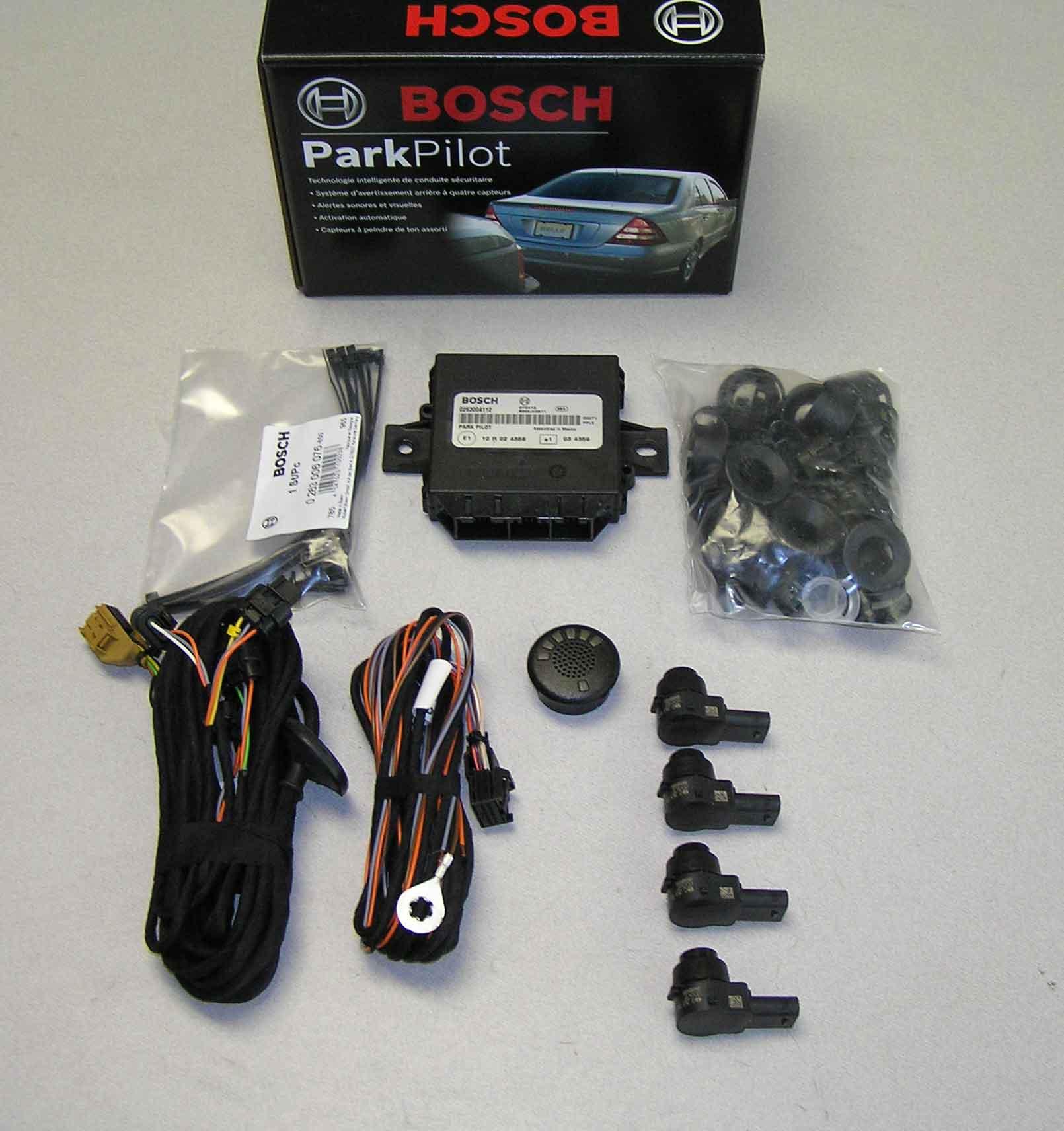 Bosch Park Pilot Complete Parking Pilot Aid W Sensors