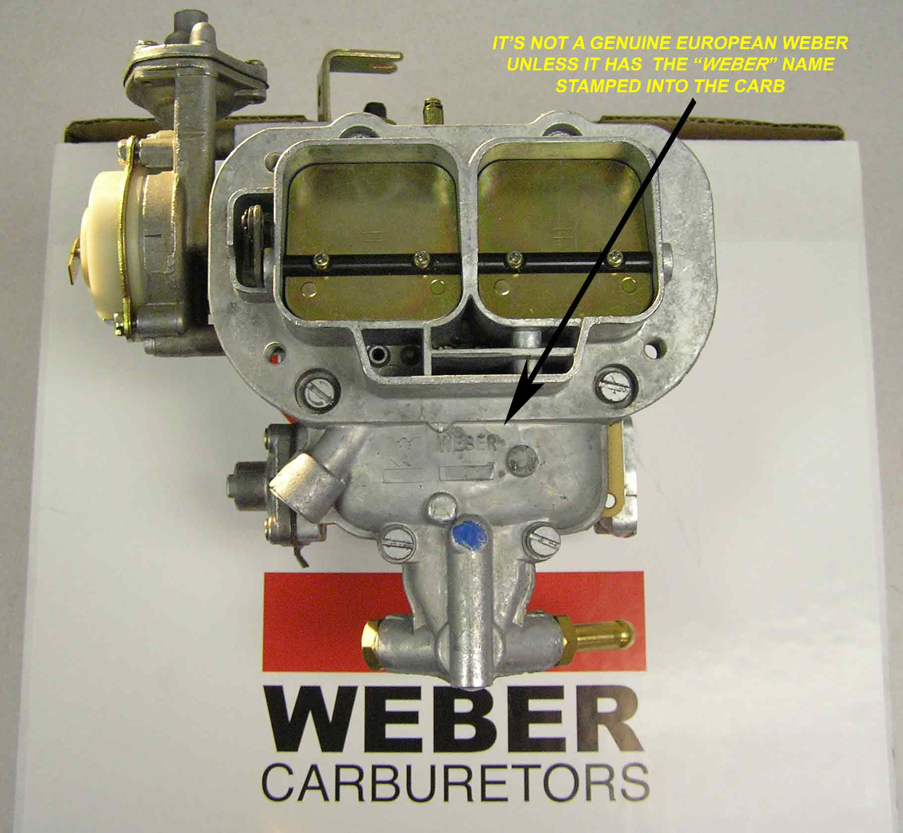 Details about Weber 32/36 DGV Carburetor new 32/36 Weber Carb Manual Choke  Carb