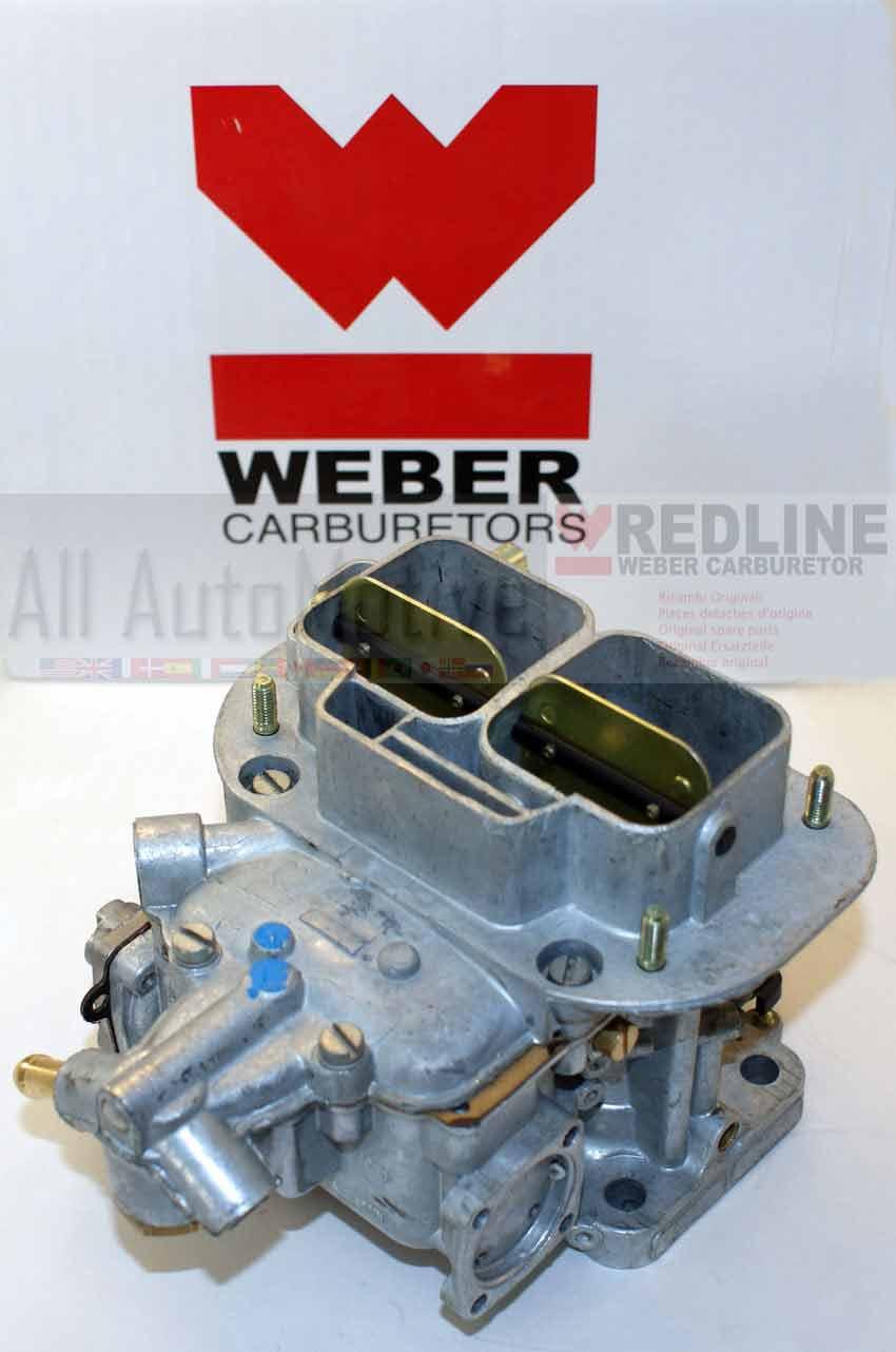 Weber 32 36 Dgv Carburetor New 32 36 Weber Carb Ebay