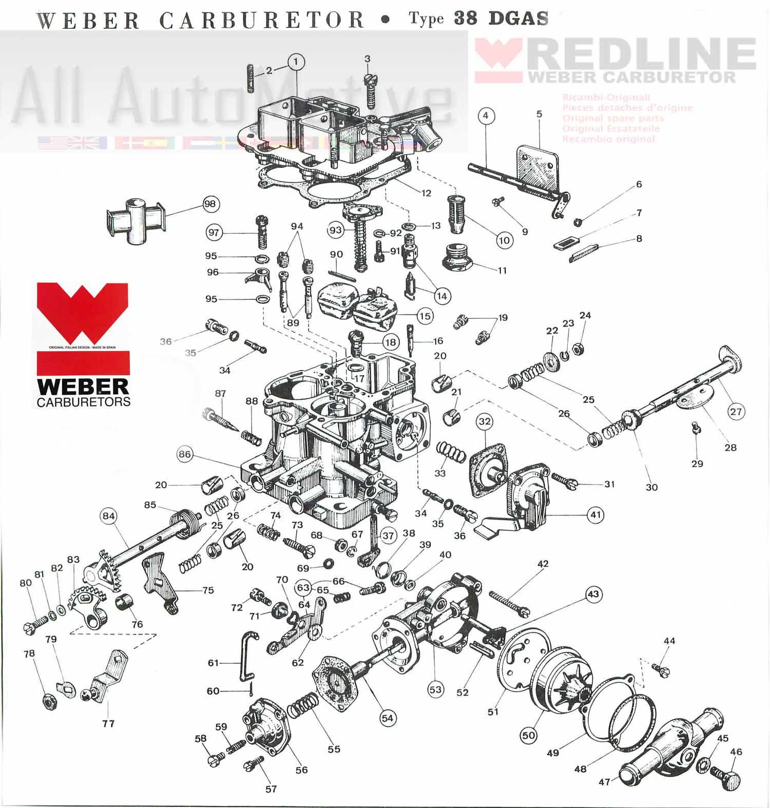 weber idf 40 carb