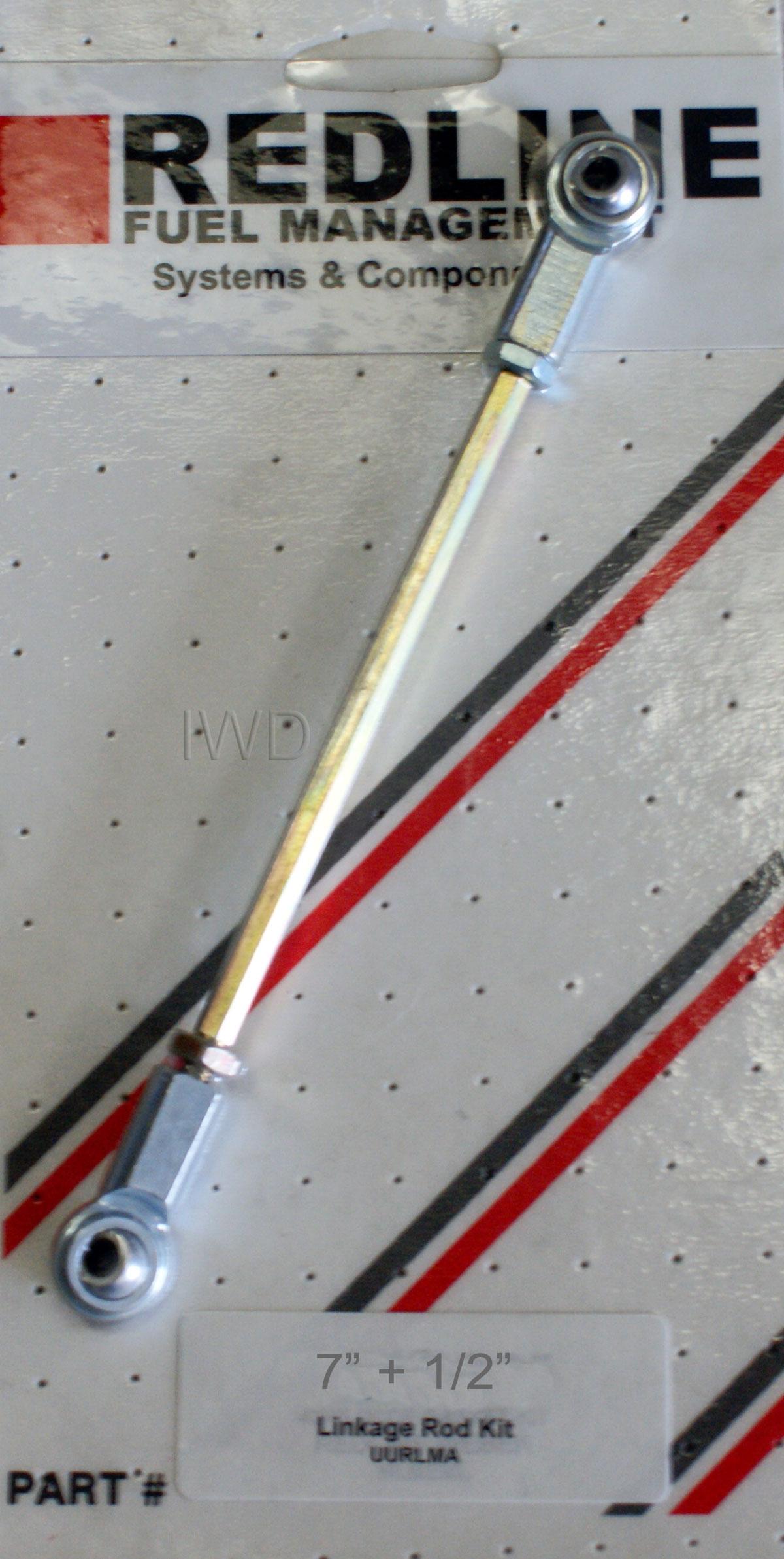 Throttle Linkage Parts : Weber carb universal adjustable throttle linkage rod