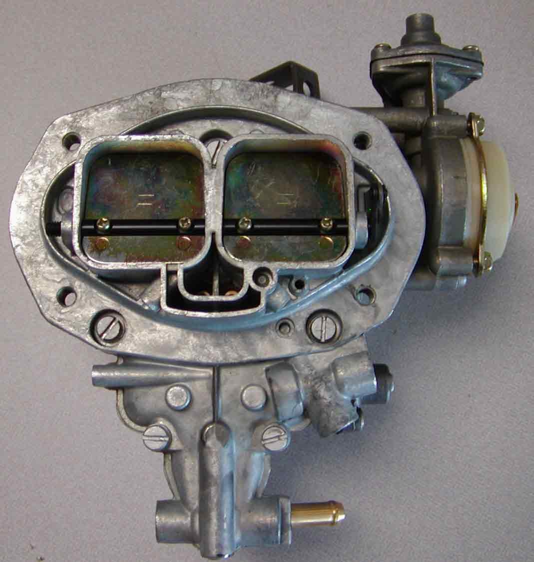 Vw Super Beetle Engine Upgrade: VW Bug Super Beetle DuneBuggy Weber Carburetor Kit W