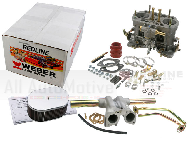 Weber Redline Carburetor Kit