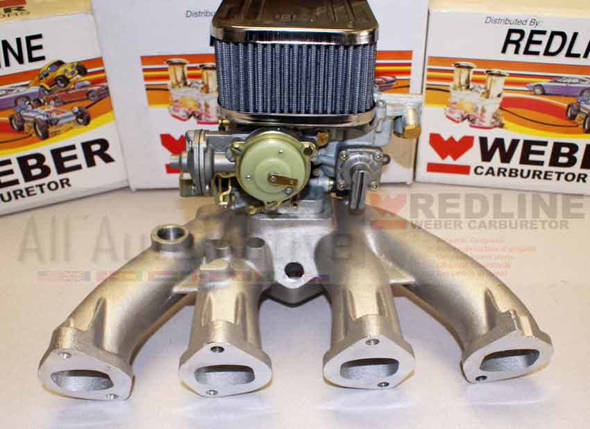 Bmw 2002 1968 1976 Weber Carburetor Conversion Kit Bmw 1600 1602 2000 Ebay