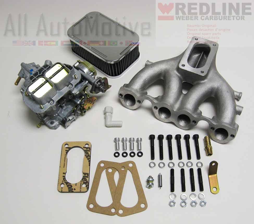 Details about VW Rabbit Scirocco High Perf  Weber Carburetor kit 8v 1 5,  1 6, 1 7, 1 8 engine