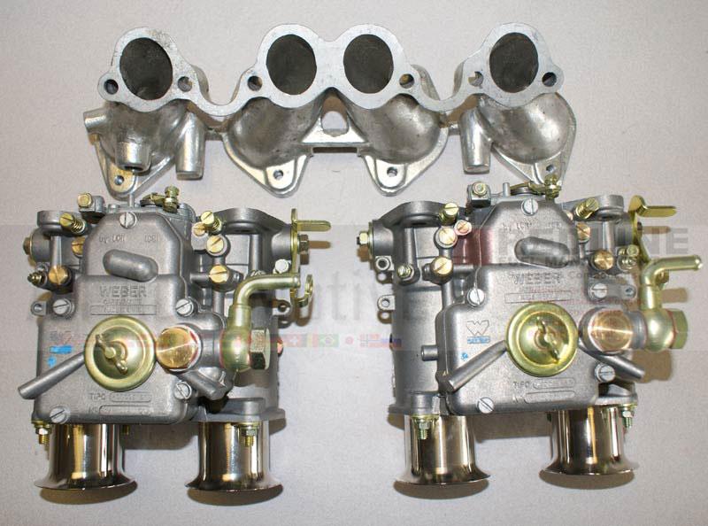 vw dual 40 dcoe weber carburetor kit 8v engines rabbit golf sciricoo dasher. Black Bedroom Furniture Sets. Home Design Ideas