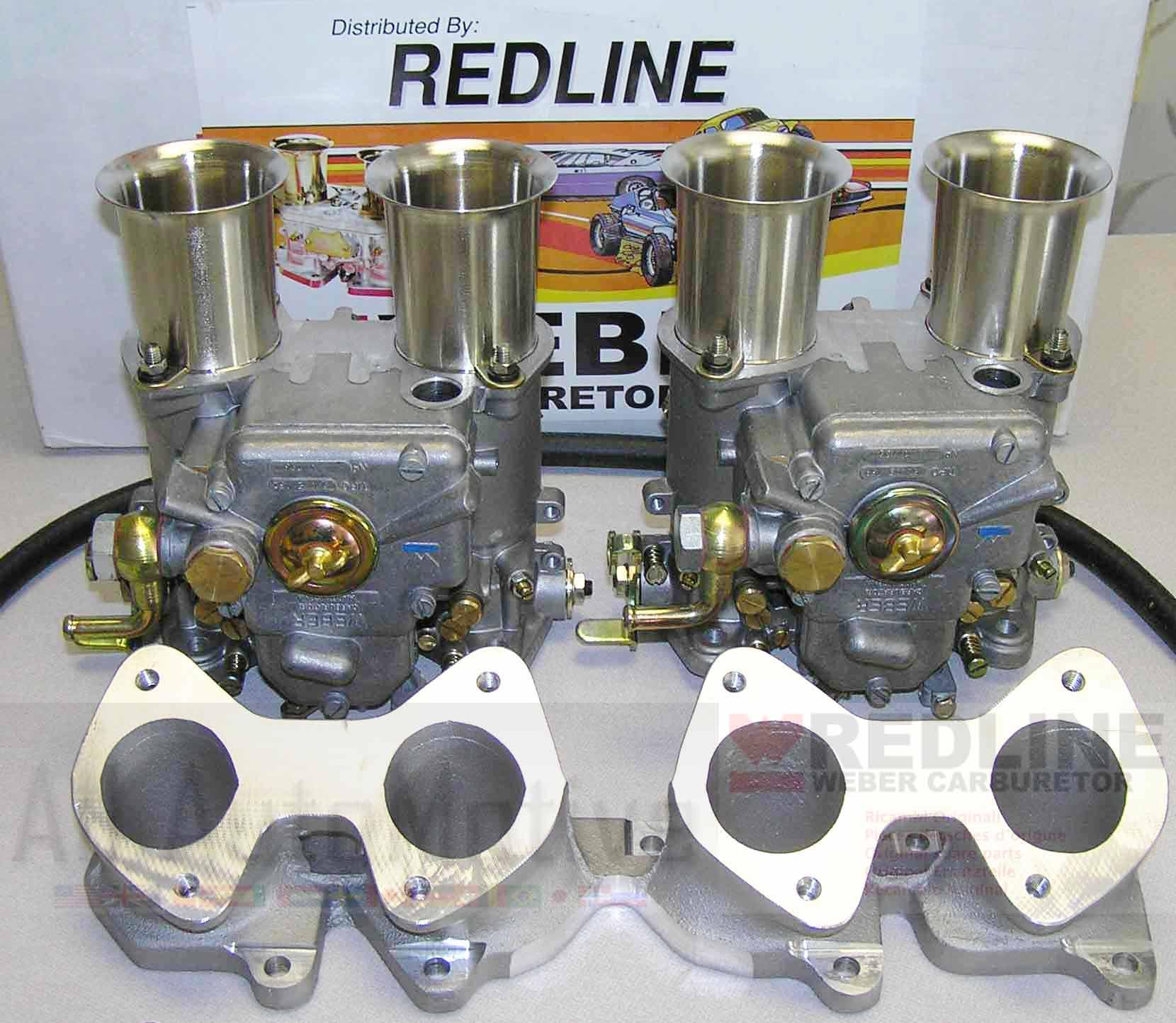 Details about VW Dual 45 DCOE Weber Carburetor kit 16V engines - Golf Jetta  Scricco