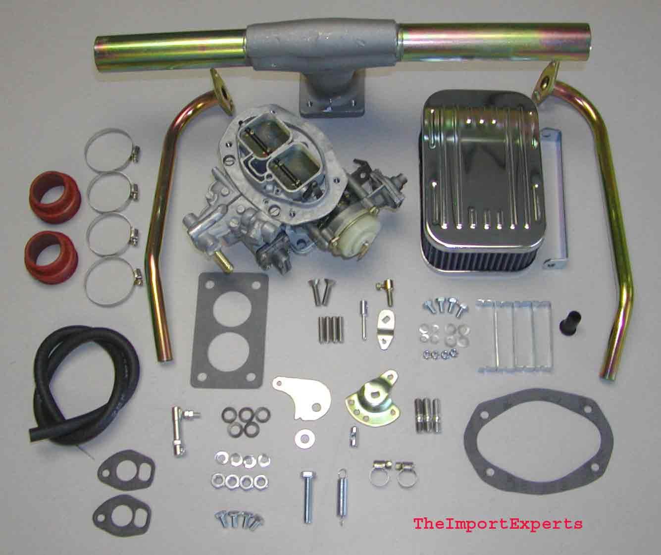 Vw Beetle Engine Builders: VW Bug Super Beetle DuneBuggy Weber Carburetor Kit W