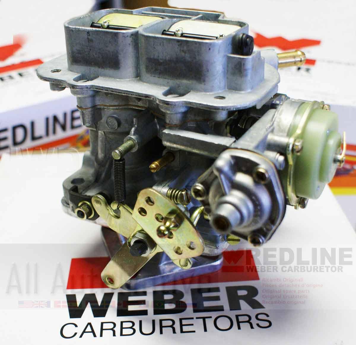 Fits 1972-1976 BMW 2002 Carburetor Kit Redline 88511RR 1973 1974 1975 Carburetor