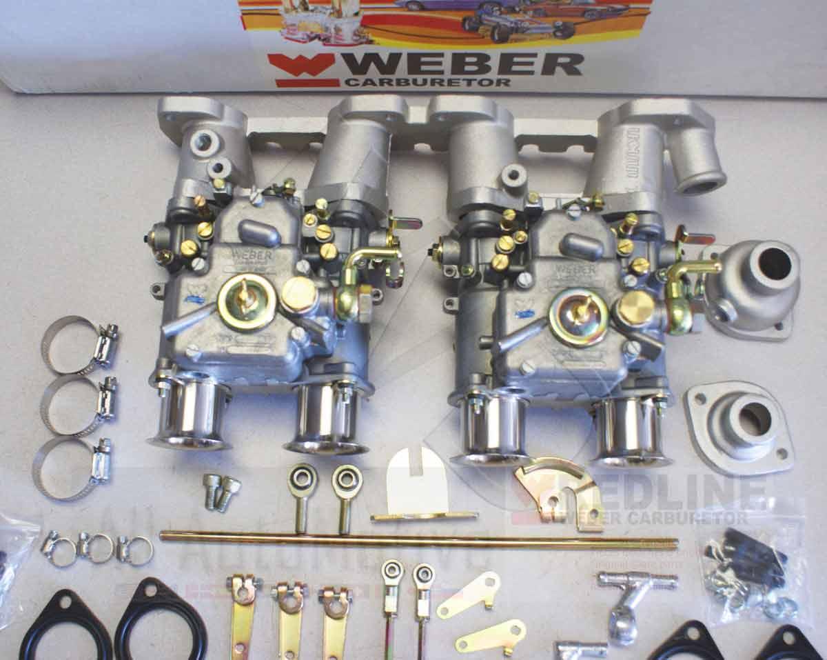 Dual 40 Dcoe Weber Kit Fits Datsunnissan Z202224 1981 1989 720