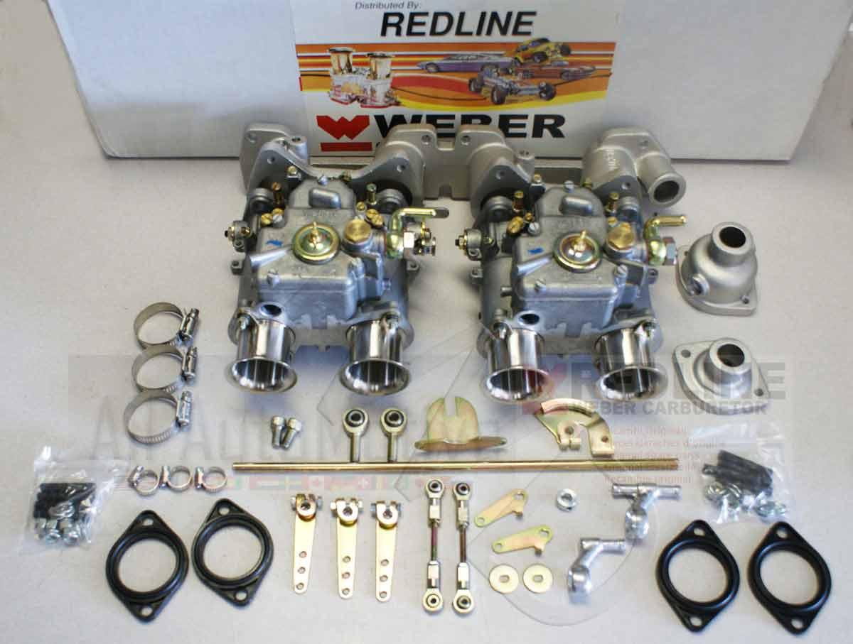 Détails sur Dual 40 DCOE Weber Kit fits Datsun/Nissan Z20/22/24 1981-1989  720 D21 Pickup