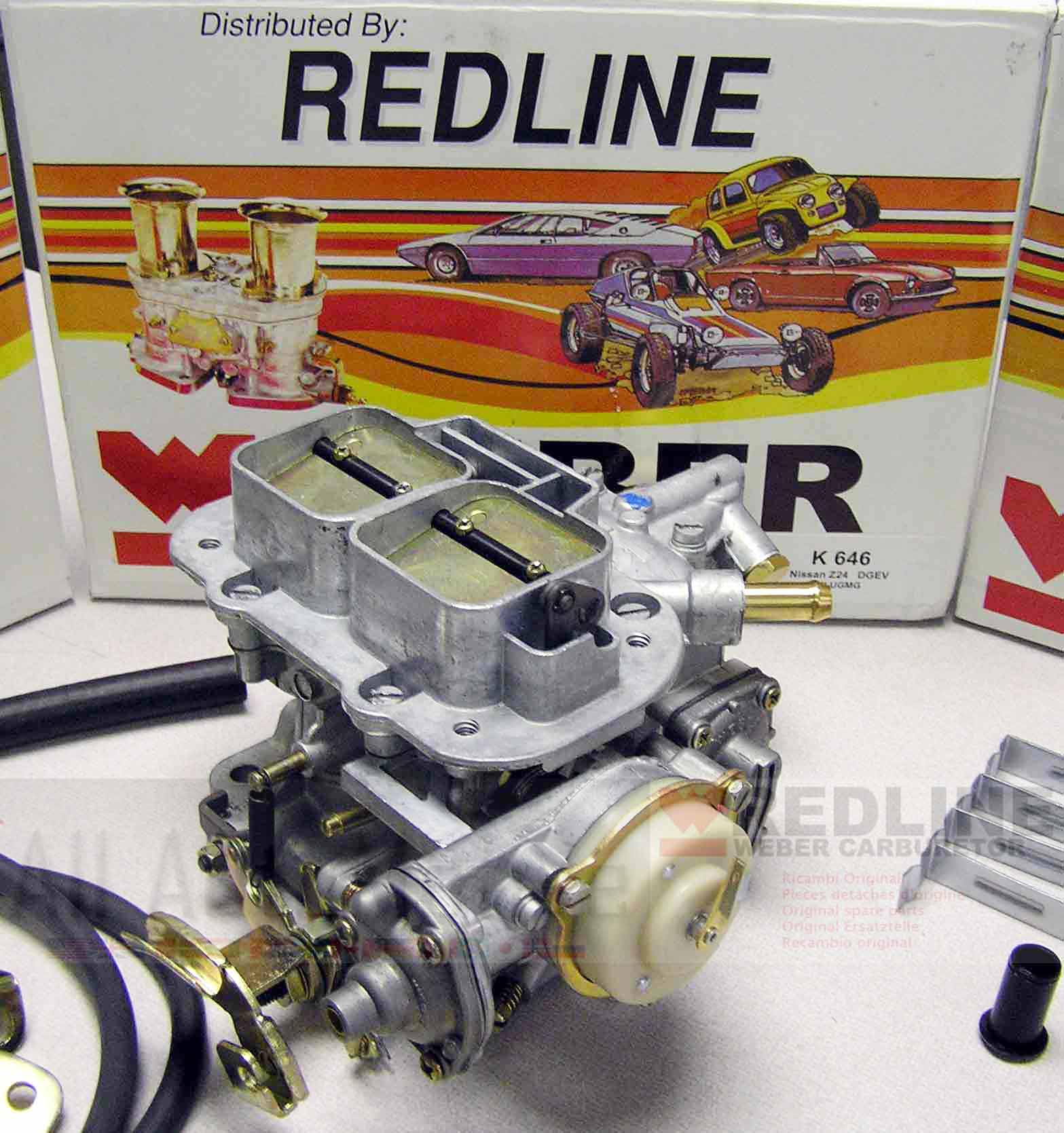 Details about Weber Carb Conversion fits Nissan Pickup 83-85-1/2 Z24 -  Electric Choke Weber