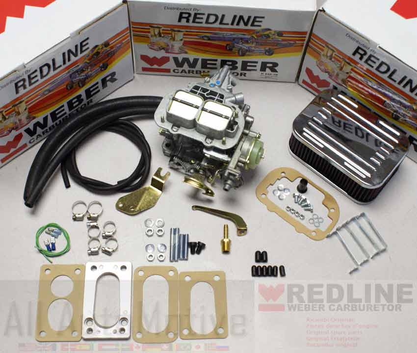 weber carburetor installation instructions