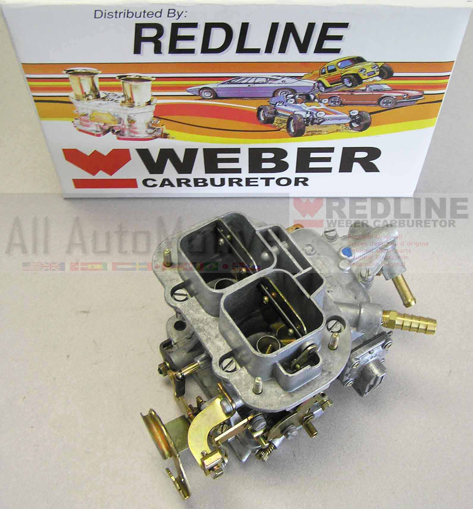 Isuzu Pickup Trooper 23 Weber Carburetor Conversion Kit W Manual 1988 Truck Engine Wiring Harness Choke Carb Ebay