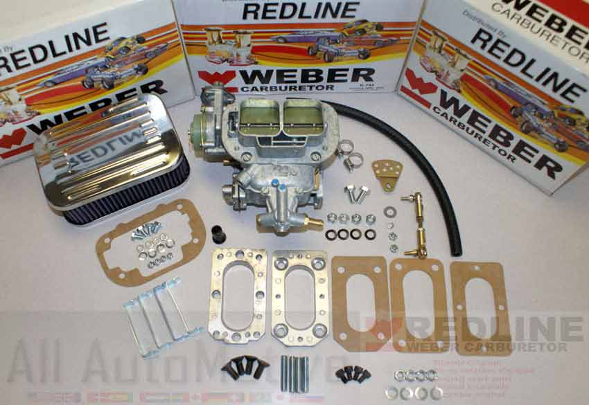 Weber Carburetor Toyota Pickup Truck Celica 8RC 18RC