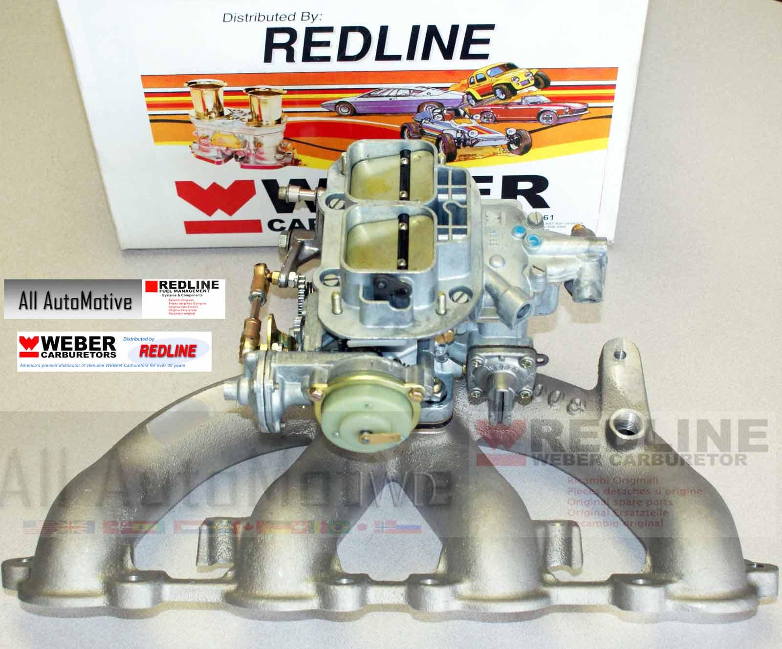 Details About Volvo Penta Carburetor Aq125 Aq145 Aq131 Weber Conversion W Manifold Aq130c Engine Diagram Ebay